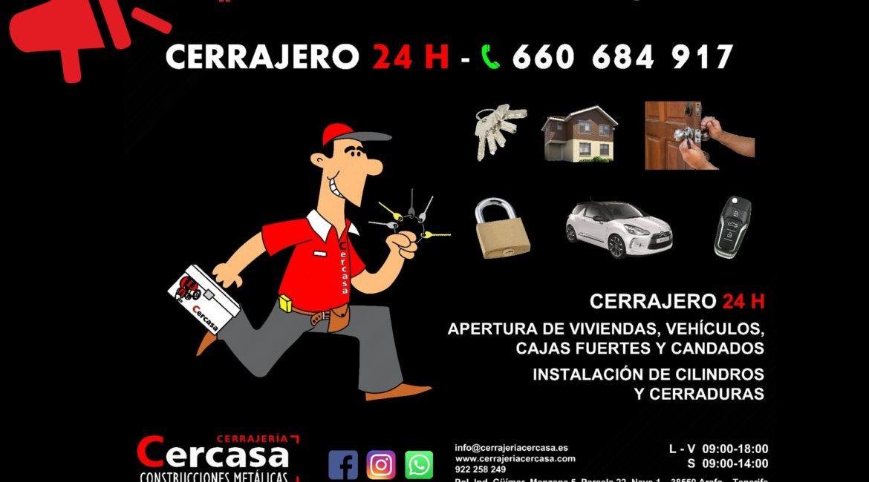 Cerrajero En Santa Cruz De Tenerife Cerrajero 24 Horas