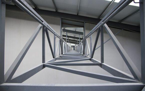 Fabricación, suministro e instalación de estructuras metálicas
