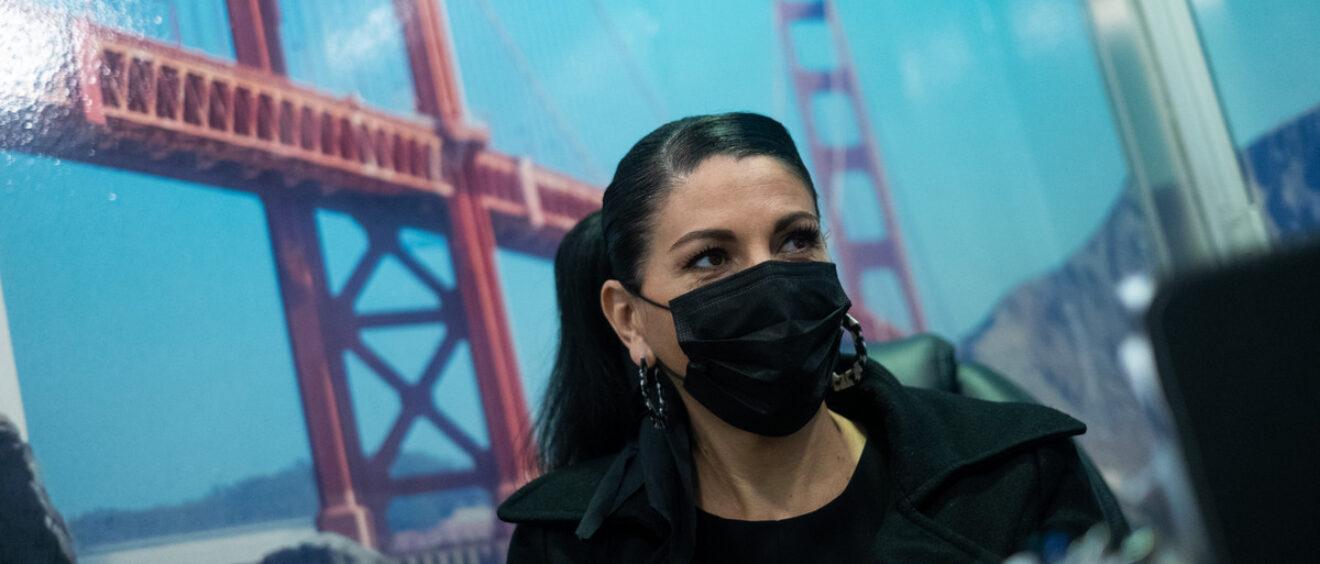 Nuestra Directora Gerente Olga Sanfiel Hernández es entrevistada por Diario de Avisos